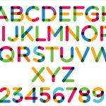 ตัวอักษร หนึ่งในองค์ประกอบพื้นฐานของการออกแบบ